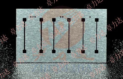 掩模板的制作过程